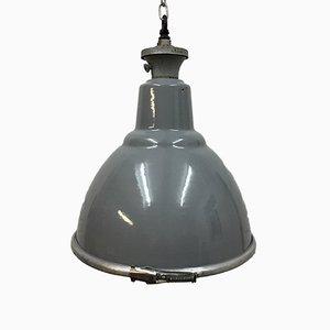 Lampe à Suspension d'Usine Industrielle Vintage de Benjamin Electric Manufacturing Company, 1950s