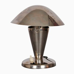 Czech Table Lamp, 1940s