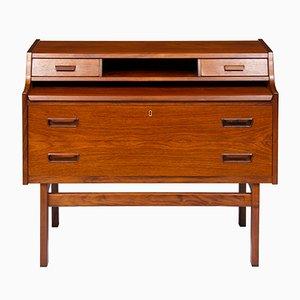 Secrétaire Vintage en Teck par Arne Wahl Iversen pour Vinde Møbelfabrik
