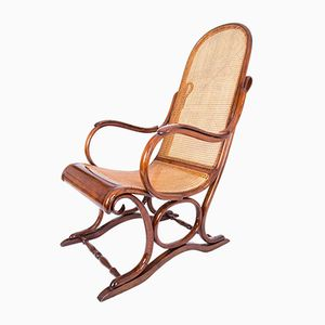 Viennese Secession Lounge Chair from Thonet, 1890s