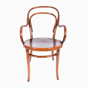 Viennese Secession Armchair from Thonet, 1890s