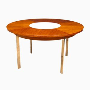 Mid-Century Teak Dining Table by Richard Young for Merrow Associates