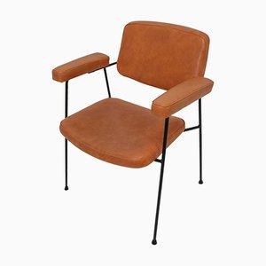 Mid-Century CM197 Stuhl von Pierre Paulin für Thonet, 1950er