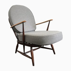 Mid-Century Windsor Armchair by Lucian Ercolani for Ercol, 1950s