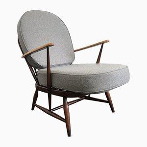 Mid-Century Windsor Armlehnstuhl von Lucian Ercolani für Ercol, 1950er