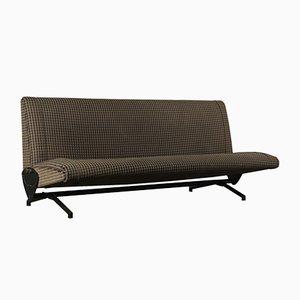 Canapé Mid-Century par Osvaldo Borsani pour Tecno, 1960s