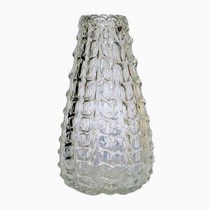 Art Deco Vase aus Muranoglas von Dino Martens für Aureliano Toso, 1930er