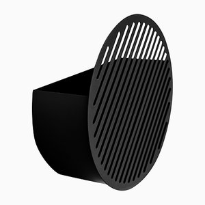 Large Diagonal Wall Basket by Andreasson & Leibel for Swedish Ninja, 2017