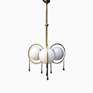 Lámpara de araña Art Déco