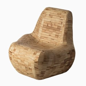 Club chair Monsieur II di Max Jungblut
