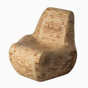 Club Monsieur II Stuhl von Max Jungblut