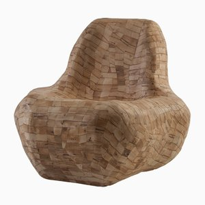 CLUB MONSIEUR I Club Chair by Max Jungblut
