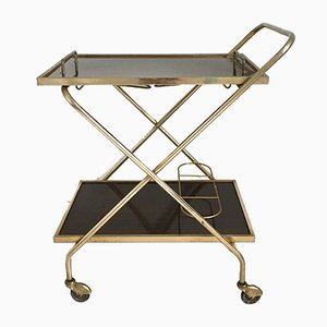 Vintage Serving Bar Cart, 1960s