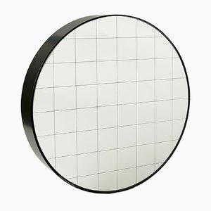 Petit Miroir Mural Centimetri Noir Profond par Studiocharlie pour Atipico