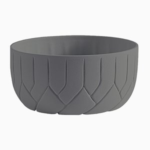 Regular Frattali Centerpiece by Faberhama for Atipico in Charcoal Gray