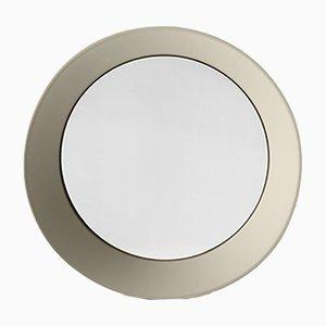 Espejo de pared grande en gris seda de Zaven para Atipico