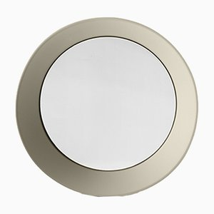 Large Wall Mirror by Zaven for Atipico in Silk Gray