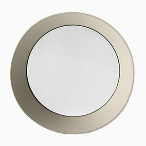 Espejo de pared pequeño en gris seda de Zaven para Atipico
