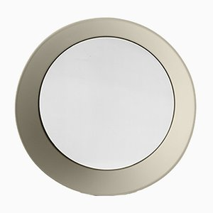 Small Wall Mirror by Zaven for Atipico in Silk Gray