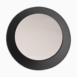 Espejo de pared pequeño en negro señales de Zaven para Atipico