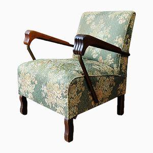 English Art Deco Lounge Chair, 1930s