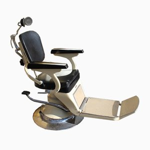 Silla de dentista giratoria vintage de Athos