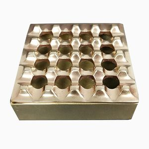 Ultima Bronze Ashtray by Holger Bäckström & Bo Ljungberg, 1970s