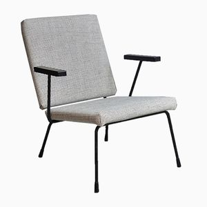 Vintage 1407 Armchair by Wim Rietveld and André Cordemeyer for Gispen