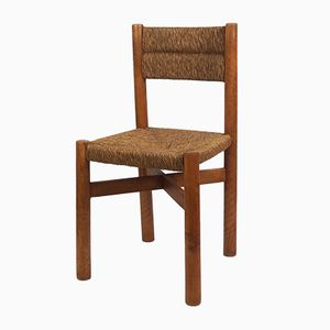 Vintage Meribel Chair by Charlotte Perriand for Georges Blanchon
