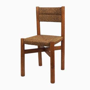 Vintage Meribel Stuhl von Charlotte Perriand für Georges Blanchon