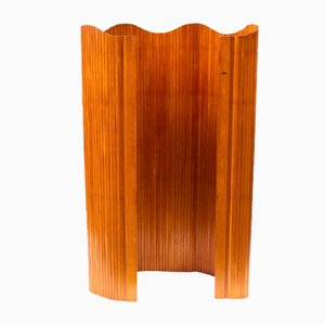 Vintage Pine Screen by Joamin Baumann, 1950s