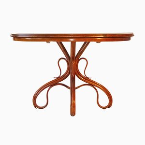 19th-Century Walnut Nr. 3 Console Table from Thonet
