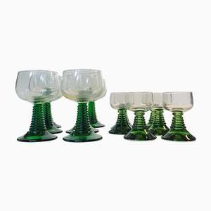 Wine & Vodka Glasses from Remer, 1970s