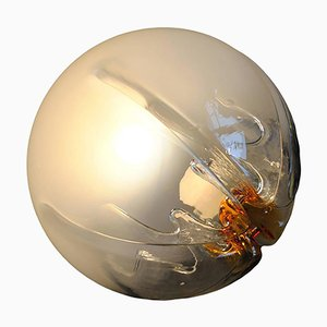Large Murano Glass Ceiling Light from Mazzega, 1970s