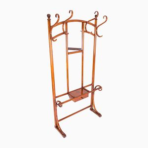 Antique Coat Rack by Michael Thonet for Gebrüder Thonet Vienna GmbH