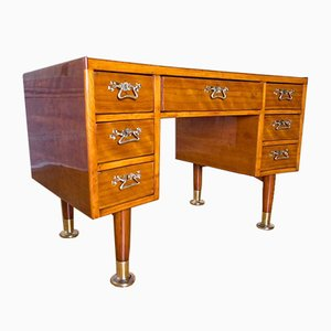 Vintage Hungarian Secession Desk, 1930s