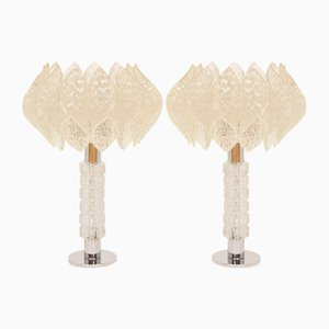 Mid-Century Lamps, Set of 2