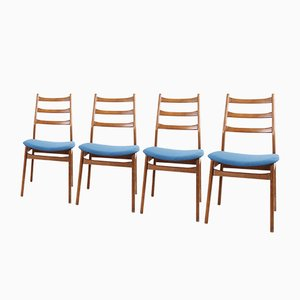 German Dining Chairs from Casala, 1960s, Set of 4
