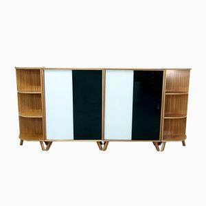 Librerías modulares vintage. Juego de 4