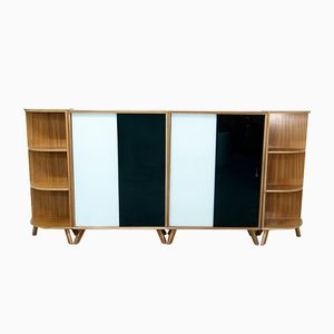 Vintage Modular Bookcases, Set of 4