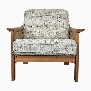 Dänischer Vintage Sessel aus Teak