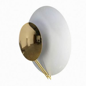 Vega Wandlampe von Cesaro & Amico für Tre Ci Luce, 1980er