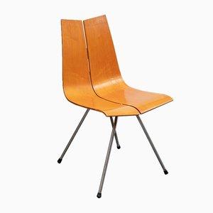 Chaises GA Vintage par Hans Bellmann, Set de 4