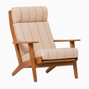 GE290 Easy Chair by Hans J. Wegner for Getama, 1960s