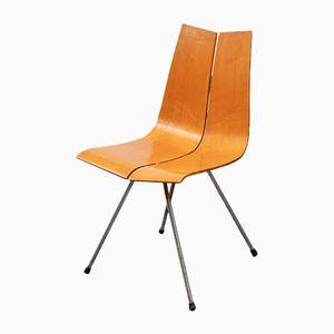 Silla modelo GA vintage de Hans Bellmann