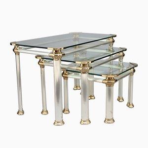 Tavolini ad incastro Mid-Century, anni '60