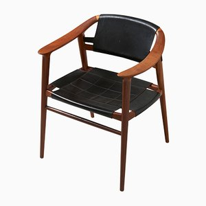 Vintage BambiArmchairby Rolf Rastad & Adolf Relling for Gustav Bahus