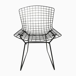 Sedia vintage di Harry Bertoia Knoll International