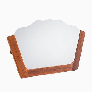 Espejo vintage facetado