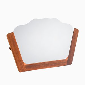 Vintage Faceted Mirror